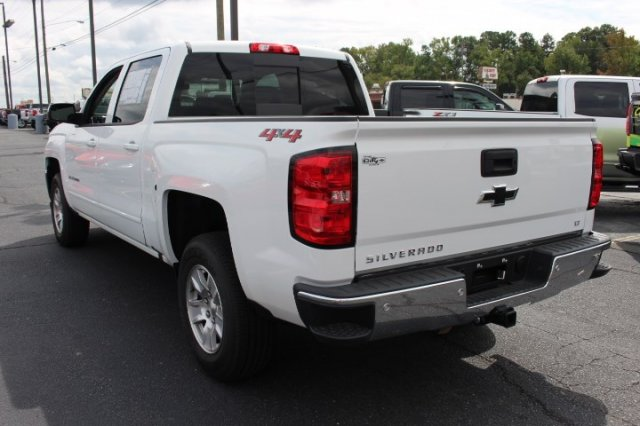 2018 Silverado 1500 Crew Cab 4x4,  Pickup #T425743 - photo 6