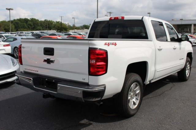 2018 Silverado 1500 Crew Cab 4x4,  Pickup #T425743 - photo 2