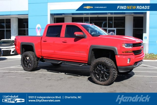 2018 Silverado 1500 Crew Cab 4x4,  Pickup #T429910 - photo 1