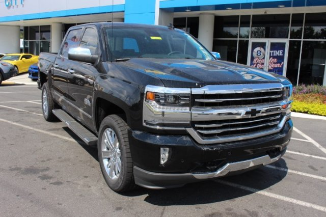 2018 Silverado 1500 Crew Cab 4x4,  Pickup #T461636 - photo 3