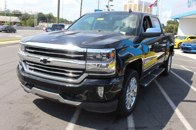 2018 Silverado 1500 Crew Cab 4x4,  Pickup #T461636 - photo 4