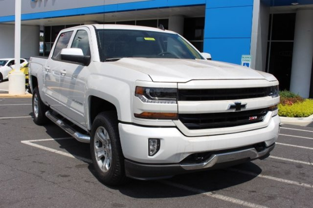 2018 Silverado 1500 Crew Cab 4x4,  Pickup #T472325 - photo 3