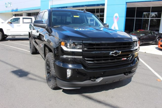 2018 Silverado 1500 Crew Cab 4x4,  Pickup #T559274 - photo 3