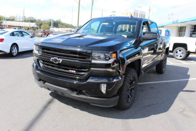 2018 Silverado 1500 Crew Cab 4x4,  Pickup #T559274 - photo 4