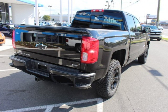 2018 Silverado 1500 Crew Cab 4x4,  Pickup #T559274 - photo 2