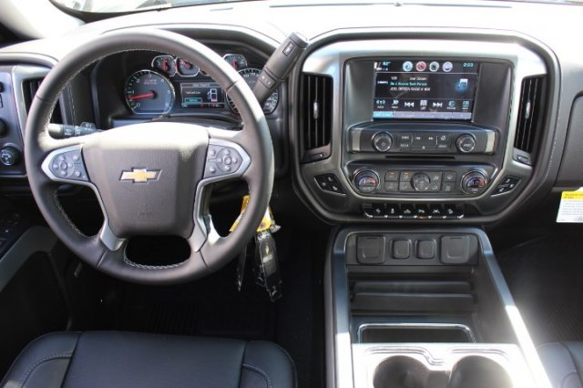 2018 Silverado 1500 Crew Cab 4x4,  Pickup #T559274 - photo 6