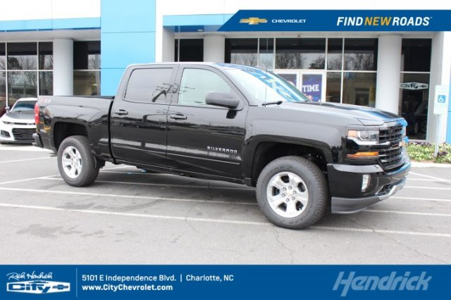2018 Silverado 1500 Crew Cab 4x4,  Pickup #T643537 - photo 1