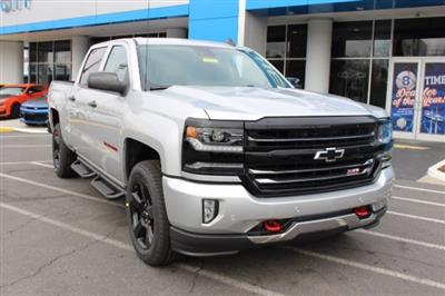 2018 Silverado 1500 Crew Cab 4x4,  Pickup #T645472 - photo 3