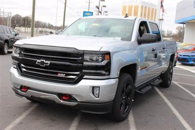 2018 Silverado 1500 Crew Cab 4x4,  Pickup #T645472 - photo 4
