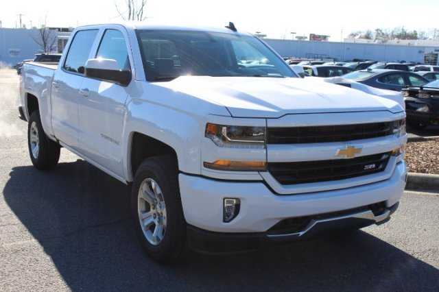 2018 Silverado 1500 Crew Cab 4x4,  Pickup #T647785 - photo 3