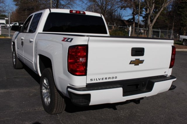 2018 Silverado 1500 Crew Cab 4x4,  Pickup #T647785 - photo 5