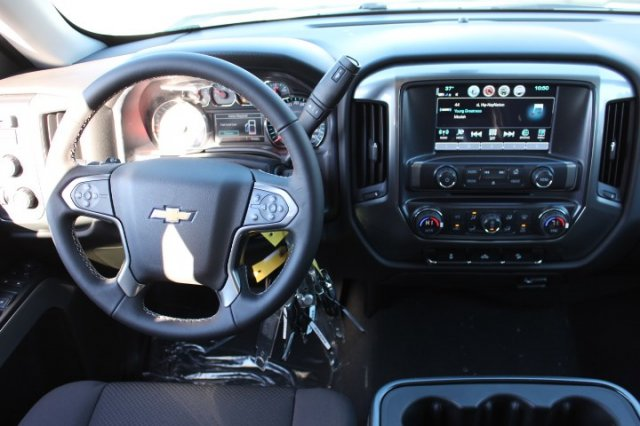 2018 Silverado 1500 Crew Cab 4x4,  Pickup #T647785 - photo 6