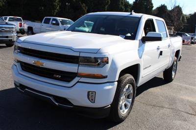 2018 Silverado 1500 Crew Cab 4x4,  Pickup #T647785 - photo 4