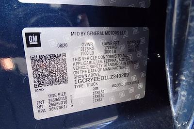 2020 Chevrolet Silverado 1500 Double Cab 4x4, Pickup #X15927 - photo 43