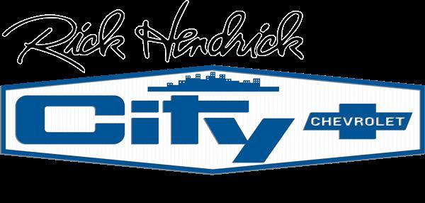 Amazing Rick Hendrick City Chevrolet Logo