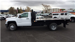 2017 Sierra 3500 Regular Cab DRW 4x4, Knapheide Value-Master X Platform Body #HF239529 - photo 7