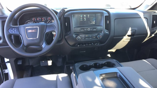 2017 Sierra 3500 Crew Cab DRW 4x4 Contractor Body #HF242874 - photo 18