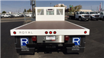 2017 Sierra 3500 Regular Cab DRW, Royal Flatbed Bodies Platform Body #HF244314 - photo 6