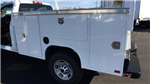 2017 Sierra 2500 Regular Cab 4x4, Harbor TradeMaster Service Body #HZ258036 - photo 14