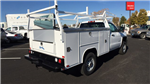 2017 Sierra 2500 Regular Cab 4x4, Harbor TradeMaster Service Body #HZ258036 - photo 5