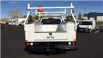 2017 Sierra 2500 Regular Cab 4x4, Harbor TradeMaster Service Body #HZ258036 - photo 6