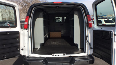 2018 Savana 2500, Van Upfit #J1180613 - photo 2