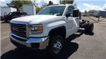 2018 Sierra 3500 Regular Cab 4x4, Cab Chassis #JF100390 - photo 1