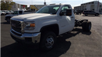2018 Sierra 3500 Regular Cab DRW 4x4,  Cab Chassis #JF101257 - photo 1