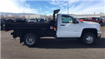 2018 Sierra 3500 Regular Cab DRW 4x4,  Monroe MTE-Zee Dump Dump Body #JF119150 - photo 4