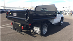 2018 Sierra 3500 Regular Cab DRW 4x4,  Monroe MTE-Zee Dump Dump Body #JF119150 - photo 5