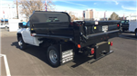 2018 Sierra 3500 Regular Cab DRW 4x4, Monroe Dump Body #JF119150 - photo 1