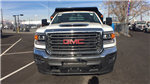 2018 Sierra 3500 Regular Cab DRW 4x4,  Monroe MTE-Zee Dump Dump Body #JF119150 - photo 8