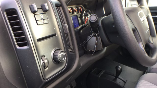 2018 Sierra 3500 Regular Cab DRW 4x4,  Freedom Contractor Body #JF120160 - photo 23