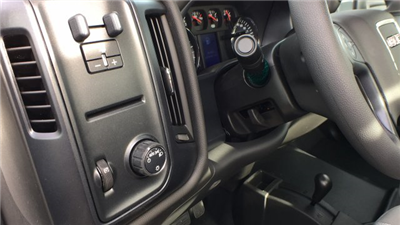 2018 Sierra 3500 Regular Cab DRW 4x4, Freedom ProContractor Contractor Body #JF124648 - photo 23