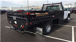 2018 Sierra 3500 Regular Cab DRW 4x4, Freedom ProContractor Contractor Body #JF124648 - photo 5