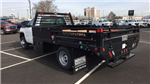 2018 Sierra 3500 Regular Cab DRW 4x4, Freedom Contractor Body #JF124648 - photo 1