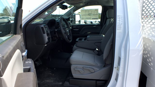 2018 Sierra 3500 Regular Cab DRW 4x4,  Scelzi Contractor Body #JF140427 - photo 23