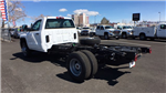 2018 Sierra 3500 Regular Cab DRW 4x4, Cab Chassis #JF142127 - photo 1