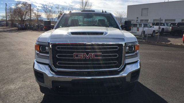 2018 Sierra 3500 Regular Cab DRW 4x4 Cab Chassis #JF142729 - photo 8