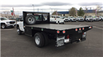 2018 Sierra 3500 Regular Cab DRW 4x4,  Knapheide Platform Body #JF144160 - photo 1