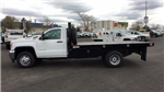 2018 Sierra 3500 Regular Cab DRW 4x4,  Knapheide Value-Master X Platform Body #JF144160 - photo 7
