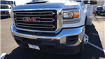 2018 Sierra 3500 Regular Cab DRW 4x4,  Scelzi CTFB Contractor Body #JF144452 - photo 9