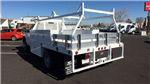 2018 Sierra 3500 Regular Cab DRW 4x4,  Scelzi Contractor Body #JF144452 - photo 1