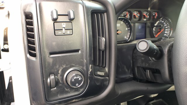 2018 Sierra 3500 Regular Cab DRW 4x4, Freedom Contractor Body #JF152679 - photo 23