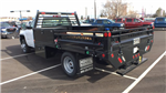2018 Sierra 3500 Regular Cab DRW 4x4, Freedom Contractor Body #JF152679 - photo 1
