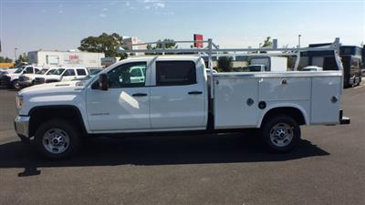 2018 Sierra 2500 Crew Cab 4x4,  Royal Service Body #JF227652 - photo 7