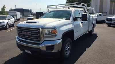 2018 Sierra 2500 Crew Cab 4x4,  Royal Service Body #JF227652 - photo 1