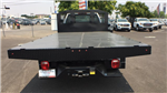 2018 Sierra 3500 Regular Cab DRW 4x4,  Monroe Work-A-Hauler II Platform Body #JF268926 - photo 4
