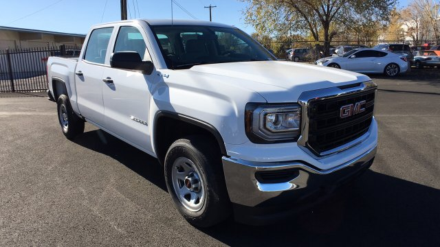 2018 Sierra 1500 Crew Cab 4x4,  Pickup #JG159687 - photo 3