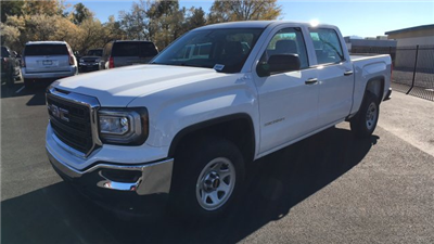 2018 Sierra 1500 Crew Cab 4x4,  Pickup #JG159687 - photo 1